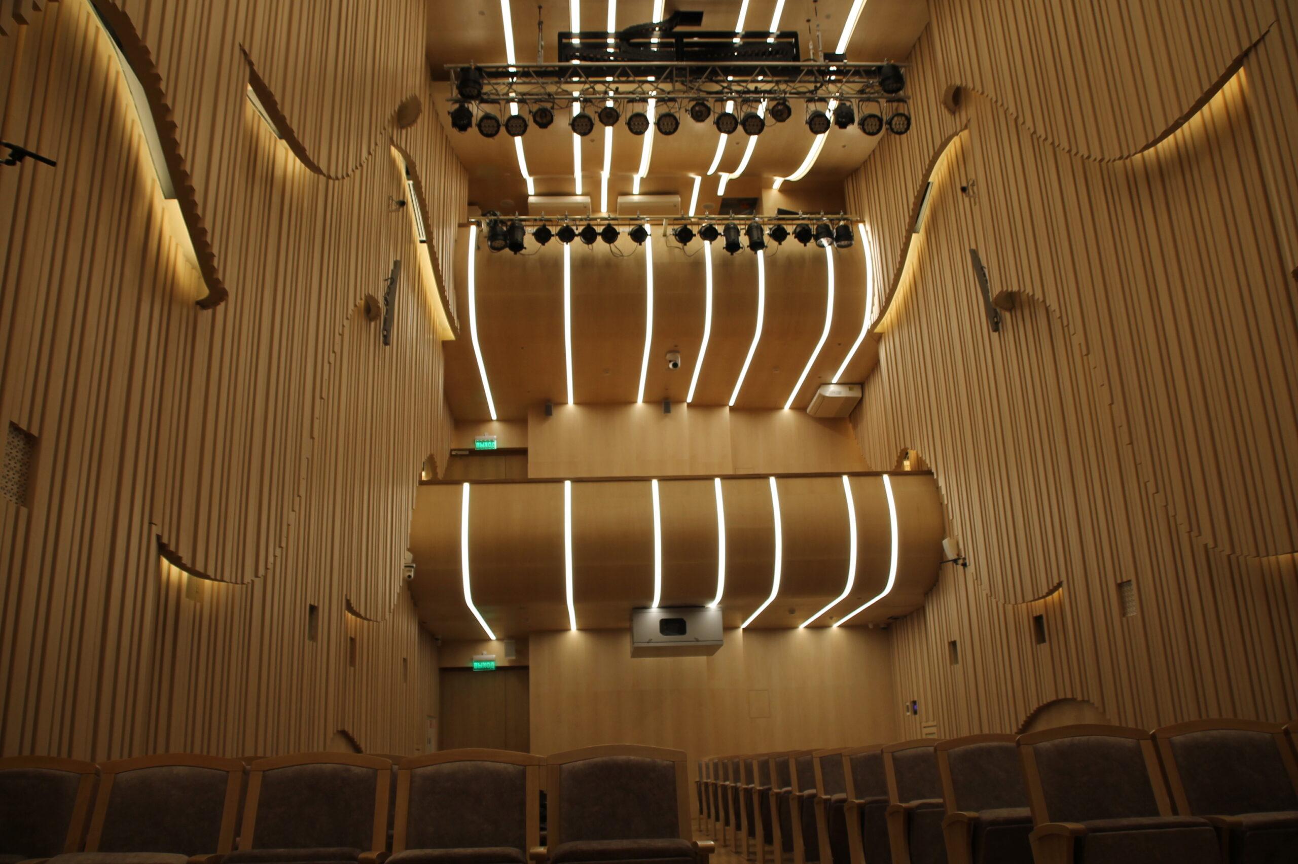 Камерный зал Мариинского театра